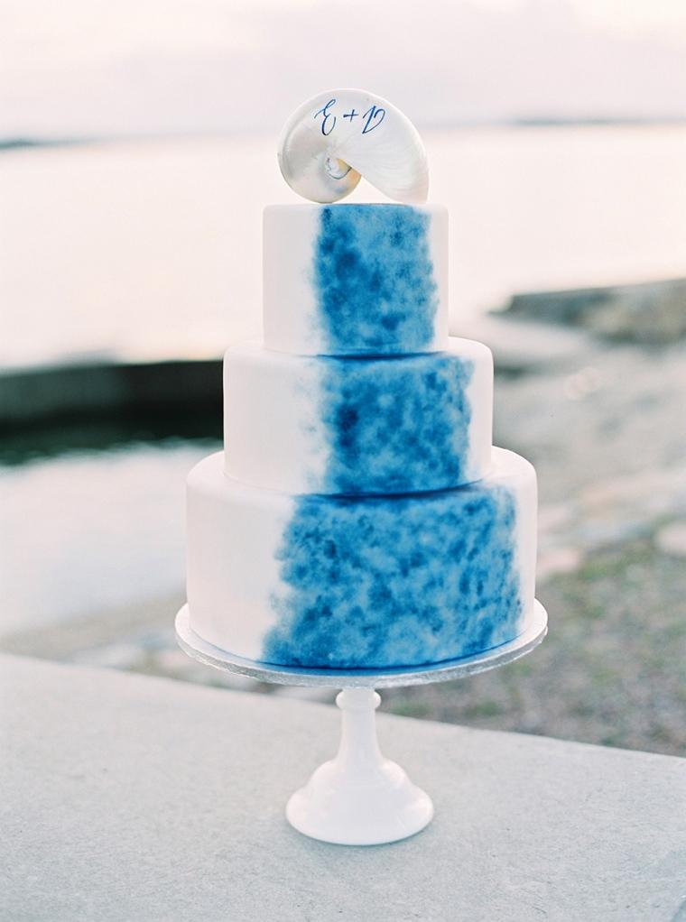 Bröllopstårta Marstrand